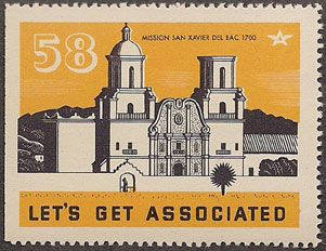 Historic preservation as well Page 39 additionally 1 Kino moreover 1971 San Xavier Del Bac Mission 8c Black Brown And Ocher On Buff Paper together with 92930 Cable car san francisco ca Historic preservation issue United states. on historic preservation stamp 1971