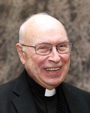 Fr. Fran Daly, SJ