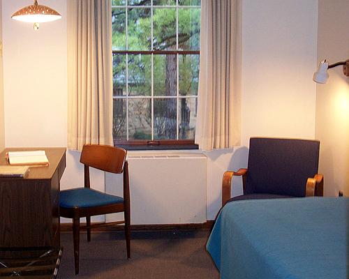 Typical Retreatant's Room