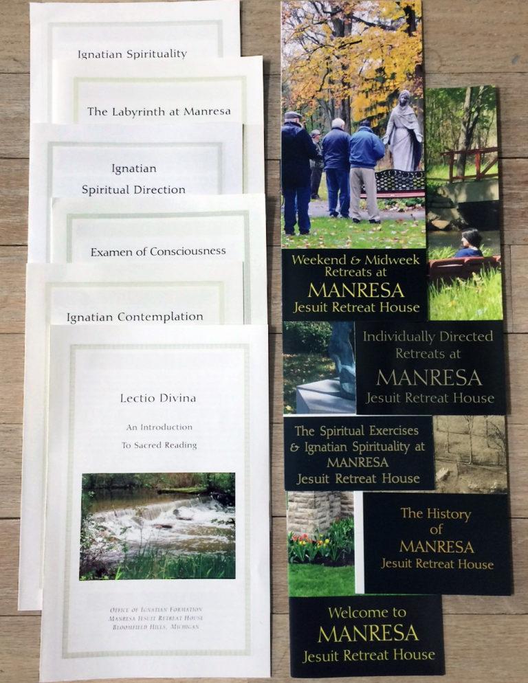 Manresa Brochures